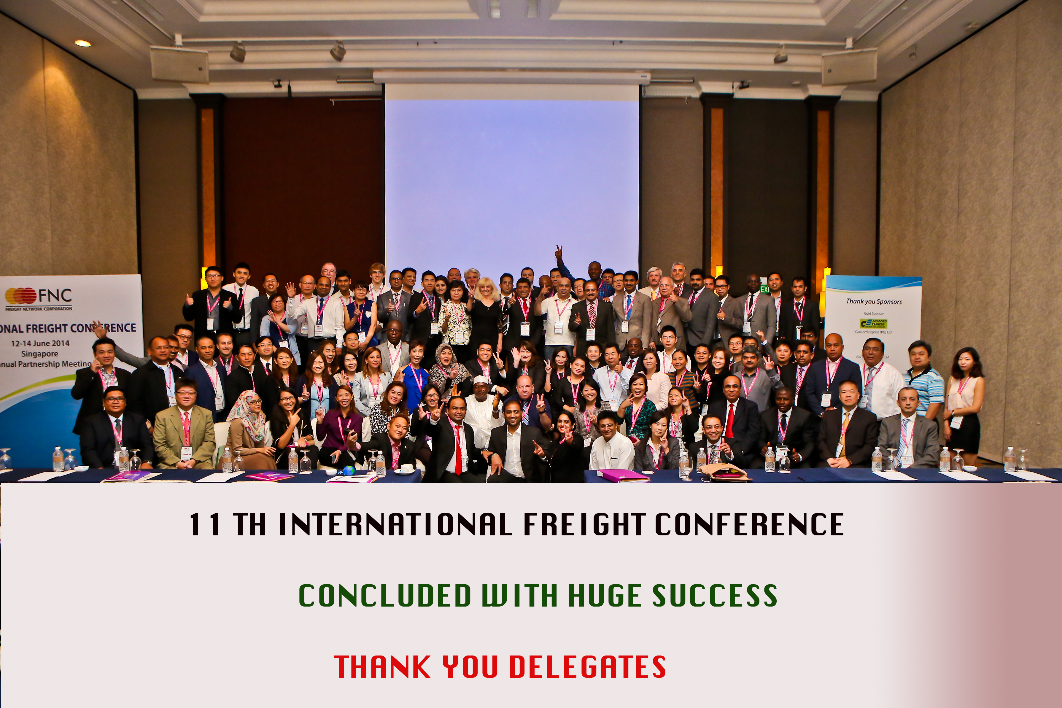 FNC Singapore Conference 2014